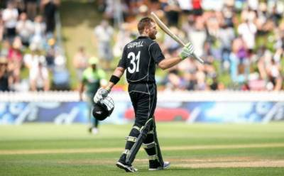 Pakistan suffer whitewash after 5th ODI defeat by New Zealand