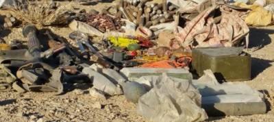 Raddul Fasaad: FC Balochistan arrest eight terrorists in IBOs