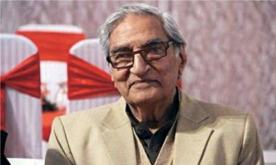 Renowned writer, poet Munnu Bhai passes away in Lahore