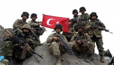 Turkey starts shelling in northern Syria, awaits Russian greensignal for crossborder operation