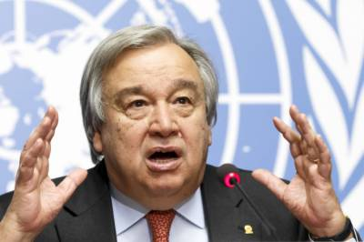 UN Chief urges to punish responsible for chemical weapons use in Syria