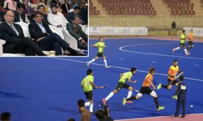 World XI hockey beats Pakistan XI