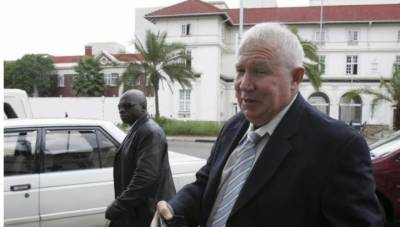 Zimbabwe opposition leader Roy Bennett killed in U.S. helicopter crash