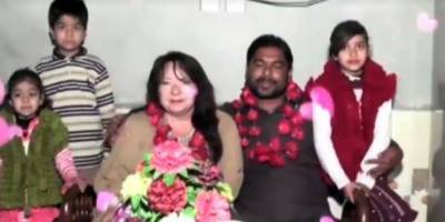 Canadian woman came all the way to Pakistan to tie knot with her Facebook friend