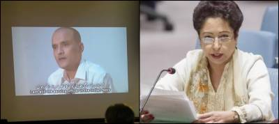 Maleeha Lodhi hits back hard at Indian envoy in UNSC over Kulbhushan Jadhav case