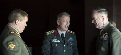 Russian, US Army Chiefs hold telephonic conversation