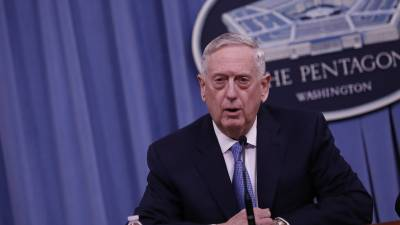 Terrorism no longer priority in new US Defence Strategy