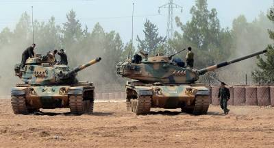 Turkish Army launched operation against YPG militia in Syria