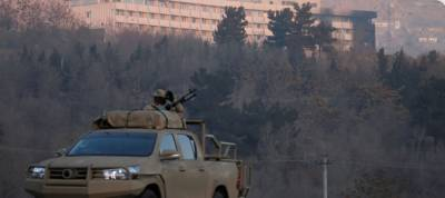 Afghan Special Forces end overnight siege at Kabul's Intercontinental Hotel on Sunday