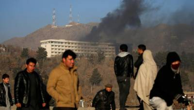 Kabul Intercontinental Hotel attack death toll rises drastically including at least 11 foreigners