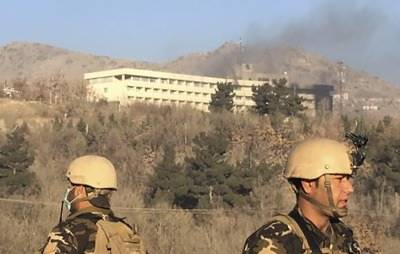 Kabul Intercontinental Hotel attack responsibility claimed