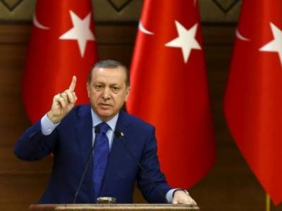 Tayyip Erdogan warns of heavy price for protests against military operations