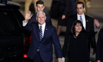 US Vice President arrives in Israel