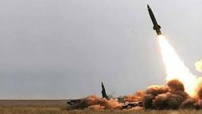 Yemeni Huthis fire ballistic missile at Saudi Arabia