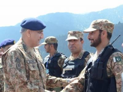 COAS General Qamar Bajwa gives a message to Indian rhetoric over LoC aggression