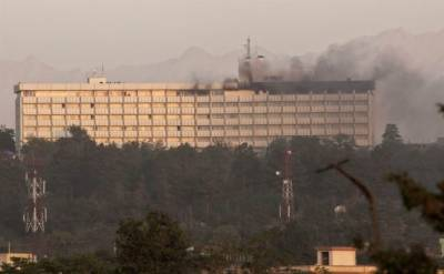Haqqani network based in Pakistan responsible for Kabul attack: Afghan MoI