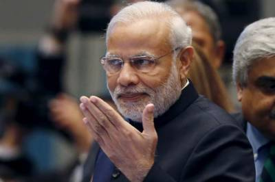 Indian Foreign Policy is not Pakistan orientated: PM Modi