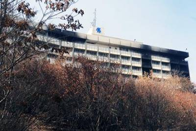 Kabul Intercontinental Hotel attack inside tail reveals severe security lapses