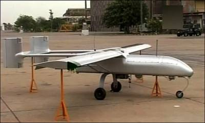 Pakistan indigenously built latest armed drone for Defence and surveillance