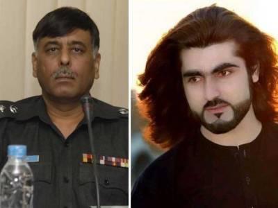 SSP Rao Anwar house raided in Karachi