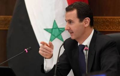 Syrian President Bashar al-Assad blasts at Turkey