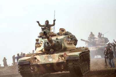 Turkey steps up offensive operation in Syria