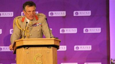 UK Army Chief seeks more money for possible confrontation with Russia