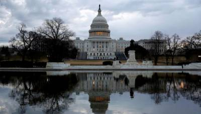 US lawmakers struck a deal to reopen the federal government