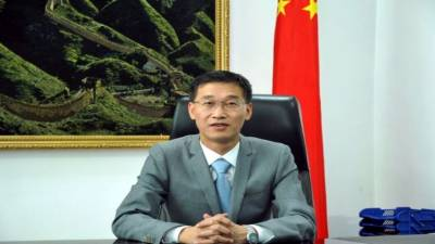 China will continue support to Pakistan over Kashmir dispute: Ambassador
