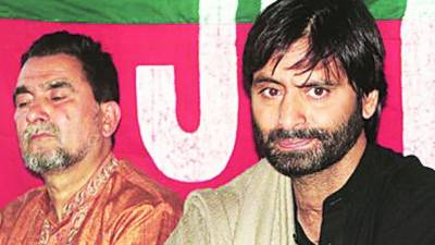 JKLF denounces continued illegal detention of Yasin Malik