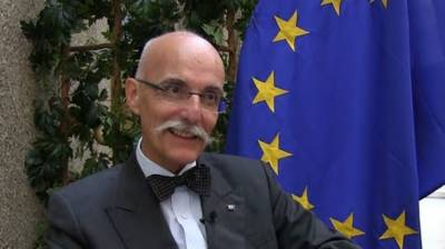 Many EU companies to participate in CPEC projects: Ambassador