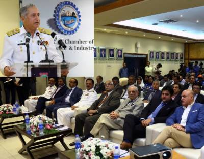 Navy Chief asks to tap huge marine wealth of Pakistan