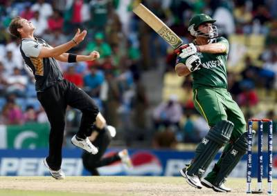 Pakistan to face New Zealand in 2nd T-20 on Thursday