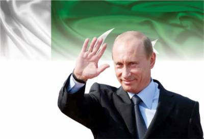 Russia seeks access to Middle East, Africa through Pakistan: officials