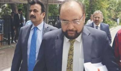 Sharifs plan to teach Wajid Zia a lesson: Report