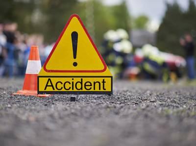 Three killed in road accident near Wazirabad
