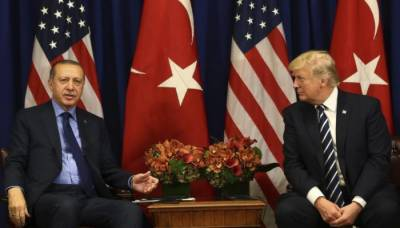 Turkey's Syria operation raises serious concerns in Washington