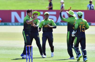 U19 World Cup: Pak beat South Africa by 3 wickets in 2nd quarter-final