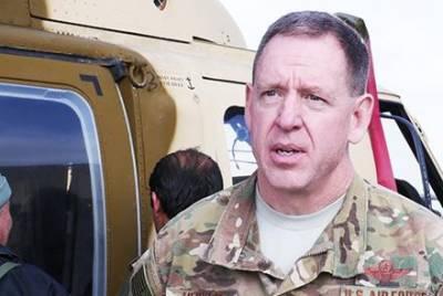 US Air Force Commander in Afghanistan sends stern message to Afghan Taliban