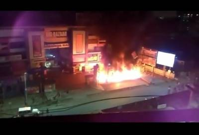 Violence, Arson, torching and section 144 in India ahead of