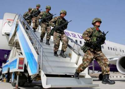 China's military base in Afghanistan: Defence Ministry official response