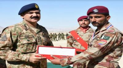 FC playing vital role towards security of Balochistan: Lt Gen Asim