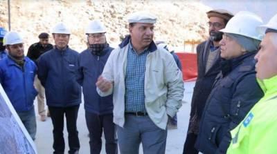 Golen Gol Hydropower Project's 1st unit starts generation