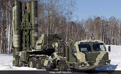 India to buy missile defence system from Russia in one of the biggest ever deal