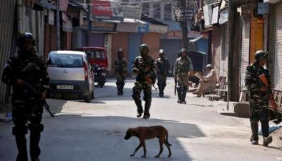 Occupied Kashmir pays tribute to three freedom fighters martyred by Indian forces