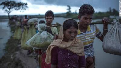 Pakistan offers support and assistance for Rohingya Muslim refugees