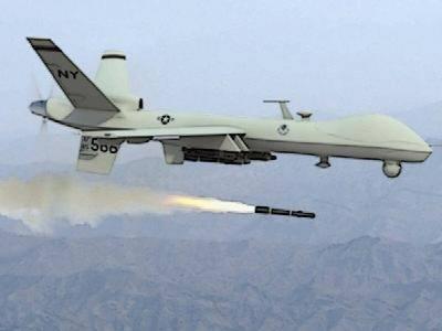 Pakistan US war of words intensifies over drone strike target