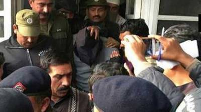 Prime accused of Zainab's murder sent on 14-day physical remand