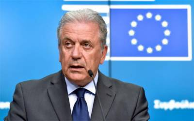 Rejection of EU refugee quotas 'unacceptable': Avramopoulos
