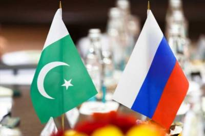 Russia expresses desire to enhance economic ties with Pakistan